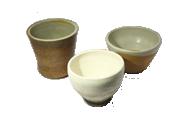 Keramik- & Specksteingefäße