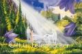 Einhorn - Postkarte