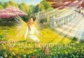 Engel der Hingabe - Postkarte