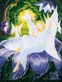 Glockenblumenelf - Postkarte