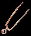 Zange zum Räuchern - Kupfer